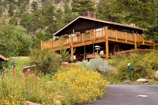 Mcgregor Mountain Lodge Estes Park Co Resort Reviews