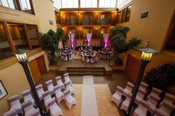 Weddings at Banff Ptarmigan Inn.