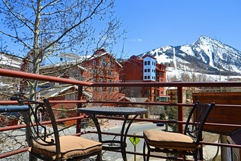 Rental balcony at Watchdog Property Management LLC.