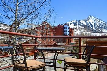 Rental balcony at Watchdog Property Management LLC.