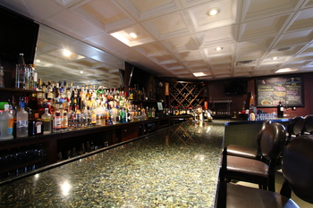 Bar service at The Sullivan.