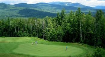 Owl's Nest golf course near Summit Resort.