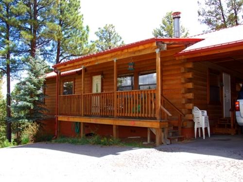 Ruidoso Vacation Rentals Cabin Cabin On The Mountain