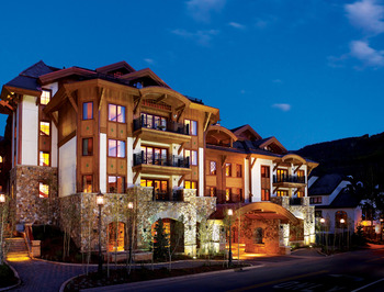 Exterior of The Sebastian - Vail