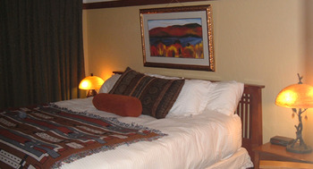 Guest Room at Inn of the Beachcomber