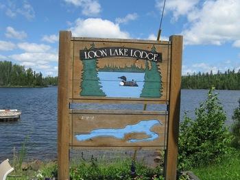 Welcome to Loon Lake Lodge.