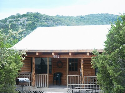 Cloud dance cabins concan tx resort reviews for Fishing cabins in texas
