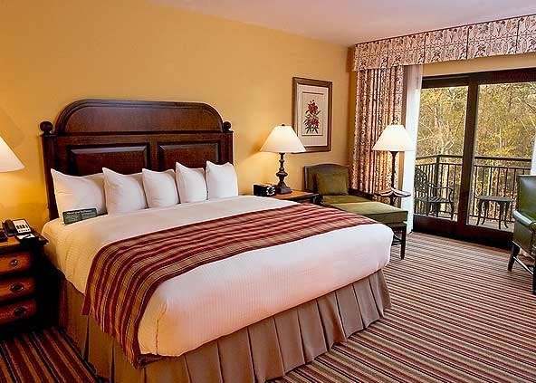 The lodge and spa at callaway gardens pine mountain ga resort reviews for Lodge and spa callaway gardens