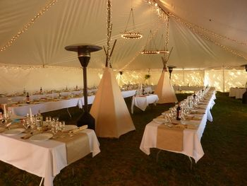 Wedding Reception at Chipeta Solar Springs Resort