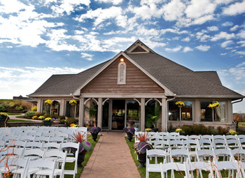 Dream weddings at Crystal Springs Resort.