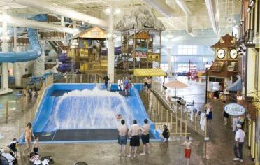 Avalanche Bay Indoor Waterpark Boyne Falls Mi Resort