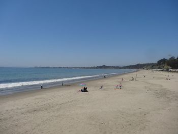 Sandy Beach at Best Western Plus Seacliff Inn
