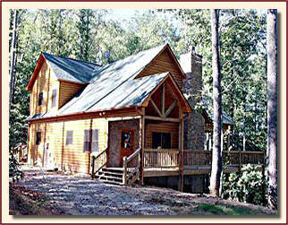 Blue Ridge Vacation Rentals Cabin 3 Bedroom Cabin Has