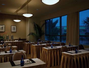 Gaslamp meeting room at Omni San Diego Hotel.