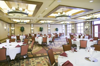 Mountain Ballroom at Bear Creek Mountain Resort.