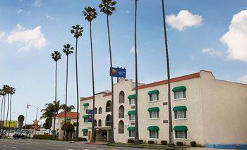 Exterior View of Comfort Inn Santa Monica - West Los Angeles
