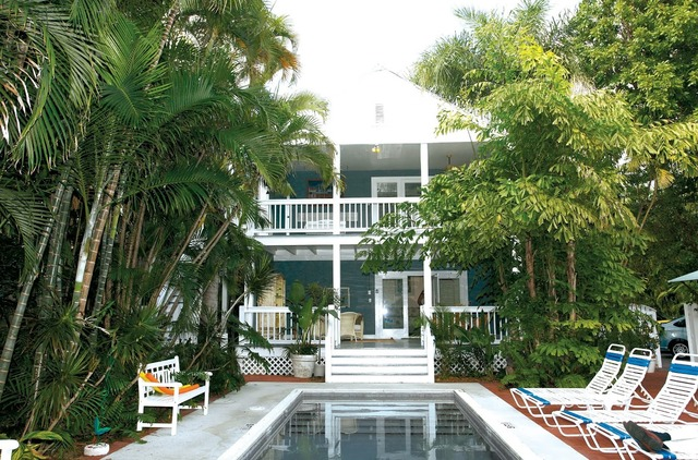 Key West Bed And Breakfast Fleming Street