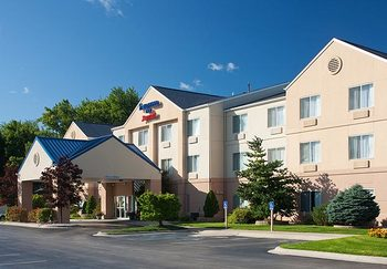 Exterior view of Fairfield Inn Port Huron.