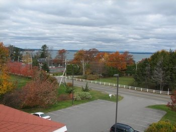 Scenic view at Acadia Inn.