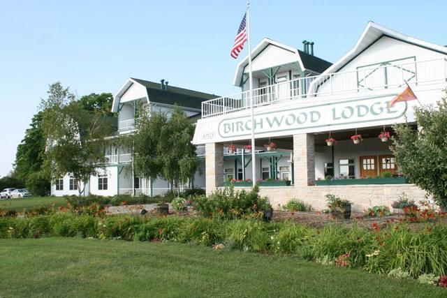Birchwood Lodge Sister Bay Wi Resort Reviews