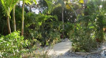 Grounds at Coconut Bay Resort Key Largo.