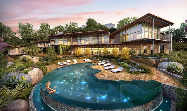 La cantera resort spa san antonio tx resort reviews for Spas and resorts in texas
