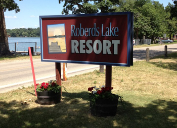 Welcome to Roberds Lake Resort & Campgrounds.
