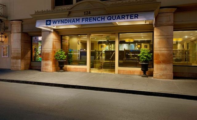 wyndham new orleans french quarter new orleans la. Black Bedroom Furniture Sets. Home Design Ideas