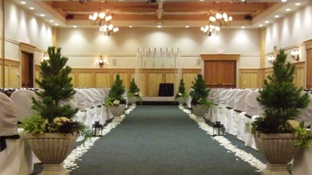 Wedding at The Heathman Lodge