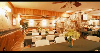 Conference at Smoke Hole Caverns & Log Cabin Resort.