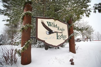 Welcome to Wild Eagle Lodge.