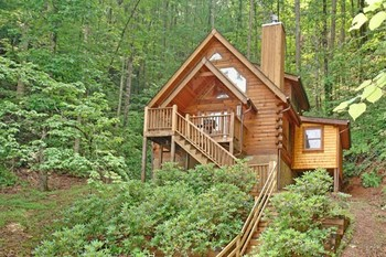 Top 10 gatlinburg lodgings for Smoky mountain cabins with fishing ponds
