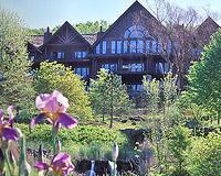 Exterior view of property at Big Cedar Lodge.