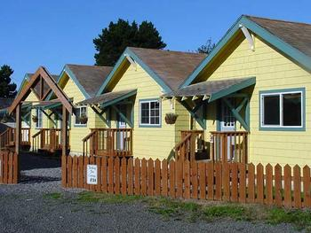 Cottages at Seaview Motel & Cottages.