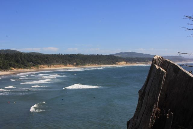 Beachfront vacation rentals lincoln city or resort for Fishing in lincoln city oregon