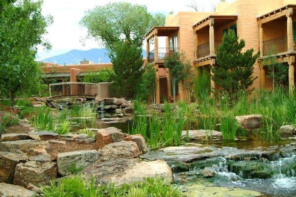 El monte sagrado taos nm resort reviews for Cabins in taos nm