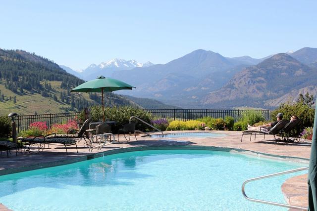 Sun Mountain Lodge Winthrop Wa Resort Reviews
