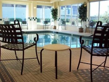 Indoor Pool at Hilton Garden Inn Knoxville