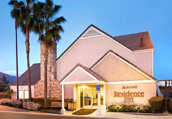 Exterior view of Residence Inn by Marriott Pasadena - Arcadia.