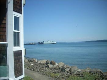Scenic view at Tides Inn.