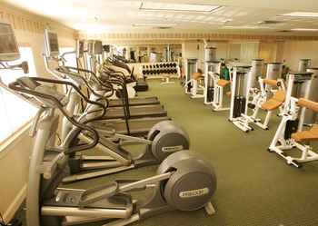 Fitness Center at Saybrook Point Inn