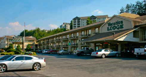 Christmas Motel In Pigeon Forge