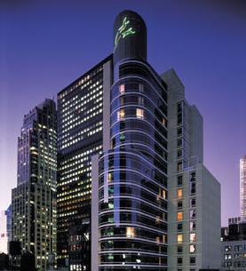 Exterior view of Sofitel New York.