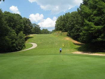 Innsbruck Golf Club near Georgia Mountain Rentals.
