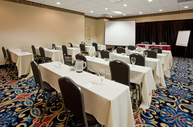 Conference room at Grand Hotel & Spa.