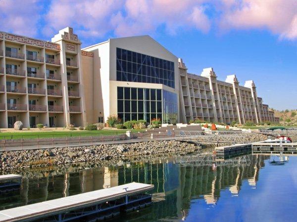 Parker casino resort