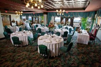 Event dining at Boardwalk Plaza Hotel