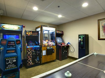 Game Room at Holiday Inn Express