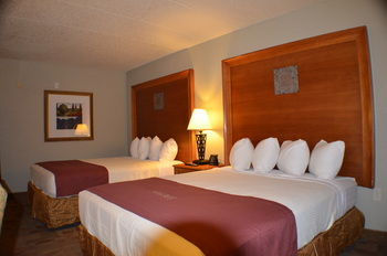 Two bedroom at Ambers Resort and Conference Center.