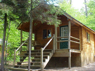 Old Forge Vacation Rentals Cabin Cabin Rental 2 1Bedroom RAL 4ff4ff96